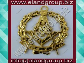 District Deputy Past Master Collar Jewel