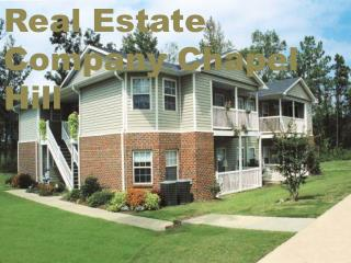 Full Information About Real Estate Company Chapel Hill