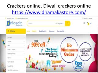 Crackers online