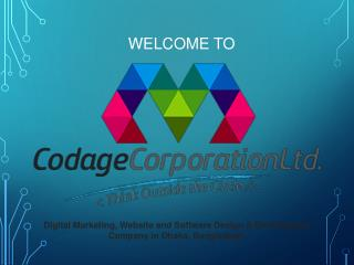 Our Services - Codage Corporation Ltd