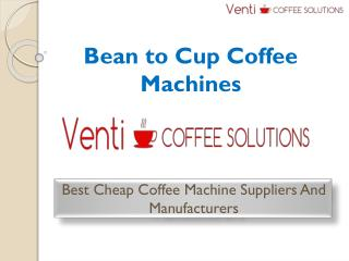 Best Cheap Coffee Machine Suppliers And Manufacturers