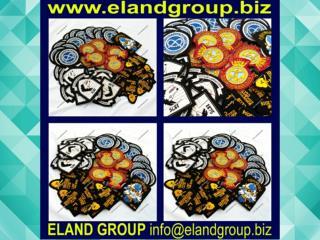 Blazer Bullion Badges