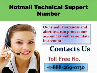 hotmail technical 1-888-269-0130  support number