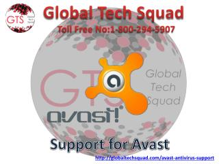 Desktop Avast Antivirus Support | Call us:1-800-294-5907