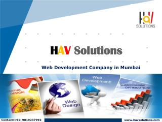 Website Design and Development Company in Mumbai