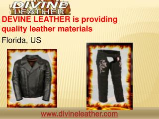 Motorcycle Jacket | Biker Vest | Biker Chaps | Saddle Bag | Gun Pocket