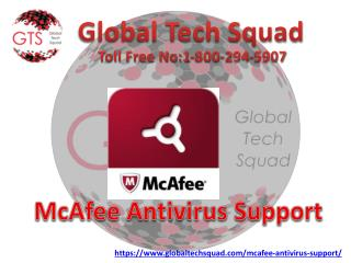 McAfee Antivirus Support for Macbook| Call us:1-800-294-5907