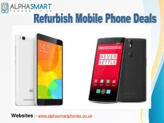 How to Find Best Deals on Refurbish Mobile Phone