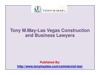Las Vegas Construction and Business Lawyers