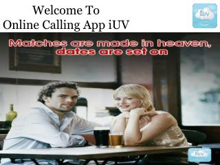 Best Online Dating App iUV