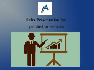 Sales Presentation for product or services