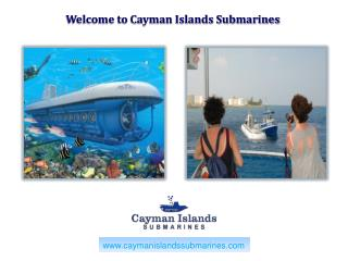 How to explore water based activities in Cayman