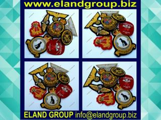 Bullion Badges