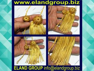 Academic Bullion Tassel