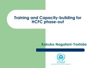 Training and Capacity-building for HCFC phase-out