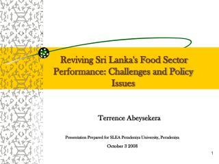 Terrence Abeysekera