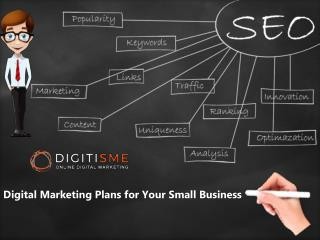 End-to-end digital marketing solutions provider - DIGITISME