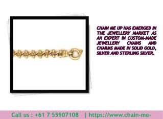Men's Gold Necklace Chains