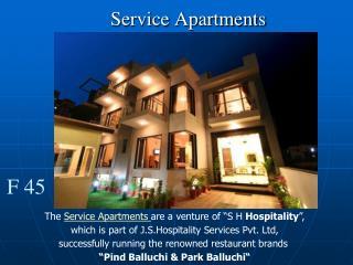 Best Service Apartments