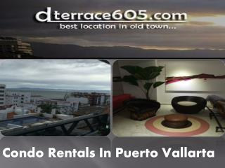 Condos For Rent In Puerto Vallarta
