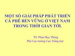 MT S GII PH P PH T TRIN  C  PH  BN VNG  VIT NAM TRONG THI GIAN TI.