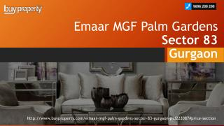 Emaar MGF Palm Gardens in Sector 83, Gurgaon - BuyProperty