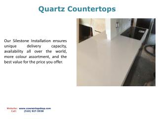 Quartz Installation