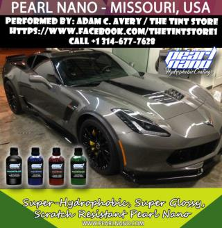 Ceramic Coating Performed by Adam C. Avery- Pearl Nano Coating Installer in Missouri, USA