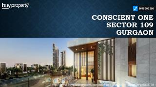 Conscient One in Sector 109, Gurgaon - BuyProperty.com
