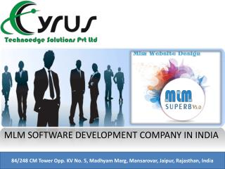 Get MLM Software - Grow Your MLM Business, Call Now 9799950444