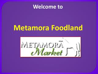 Buy Freshest and Quality Bread Cookies in Metamora Bakery