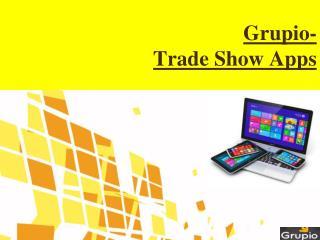 Grupio- Trade Show Apps