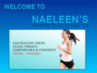 Restore Your Feminine Health with Naeleen's