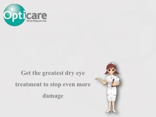 Best & Affordable Dry Eye Treatment in UK