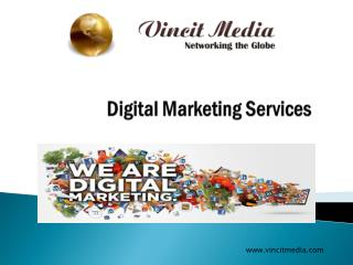 Digital Marketing Company in Pune- SEO | SMM/SMO | SEM- Vincit Media