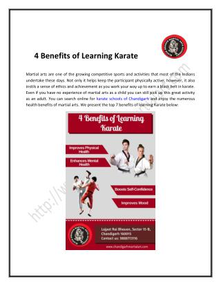 karate Training for Corporates