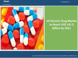 US Generic Drug Market Research Report 2016 - 2021