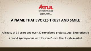 Atul Enterprises, Pune Reviews