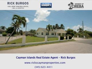 How foreigners can buy land in the Cayman Islands