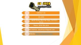 Hire Commercial Locksmith for Getting the Finest Security Solutions