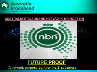 Reliable Internet Service-Australia Broadband