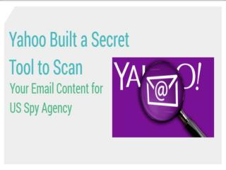 Yahoo Built a Secret Tool to Scan Your Email Content | CR Risk Advisory