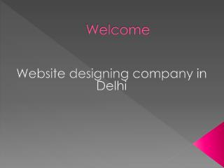 Best Website designing in India