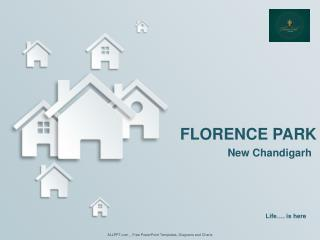 Florence park - Luxury Flats in New Chandigarh