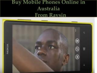 Buy Mobile Phones & Accessories at Ravsin