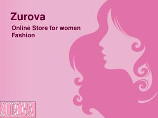 Online women fashion store