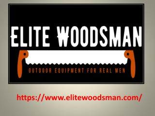 Buck Knives - Elitewoodsman
