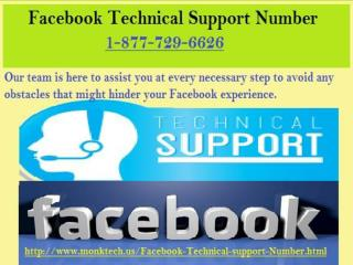 Killed all technical issues @ Facebook Technical Support Number 1-877-729-6626