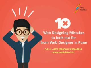 Web Designer in Pune, Website Designing Company in Pune