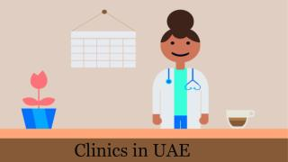 Healthcare and Fitness Clinics in Dubai